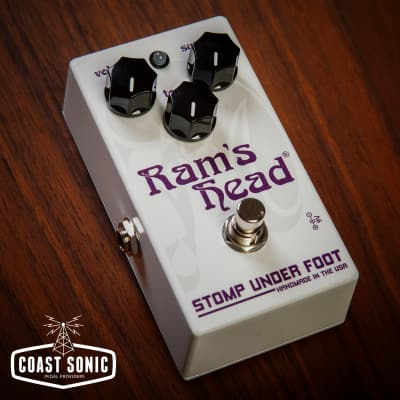 Stomp Under Foot Ram's Head Muff Fuzz image