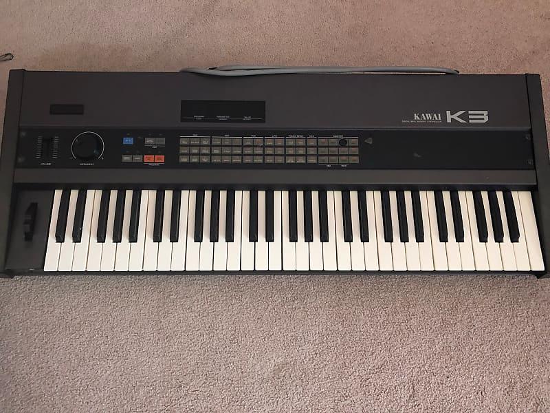 kawai k3 wavetable hybrid synthesizer reverb. Black Bedroom Furniture Sets. Home Design Ideas