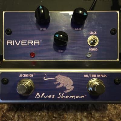 Rivera Blues shaman 2010 Blue for sale