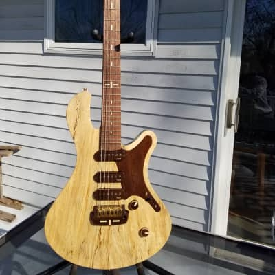 Jersey Girl Homemade Guitars - Gauche