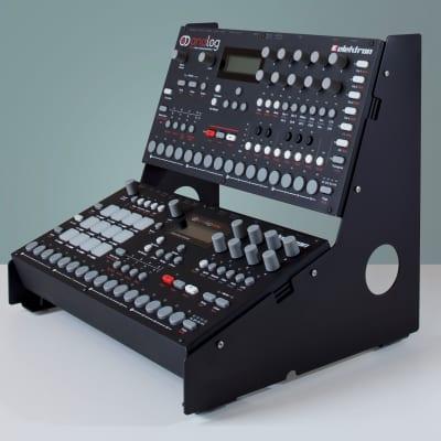 Elektron 2-Tier Stand (Low Profile version) for Machinedrum, Monomachine, Octatrack, AnalogRYTM etc