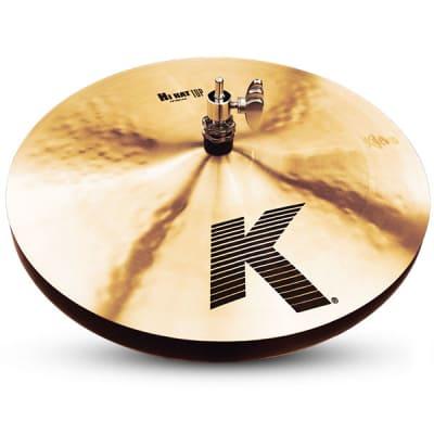 "Zildjian 13"" K Series Hi-Hat Cymbals (Pair)"