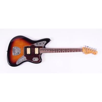 Fender Kurt Cobain Jaguar NOS 3 Tone Sunburst for sale
