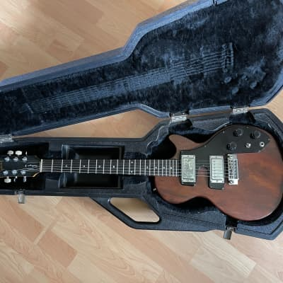 Gibson Challenger II Mahogany Natural 1983 with Original Hard Shell Case PRICE DROP for sale