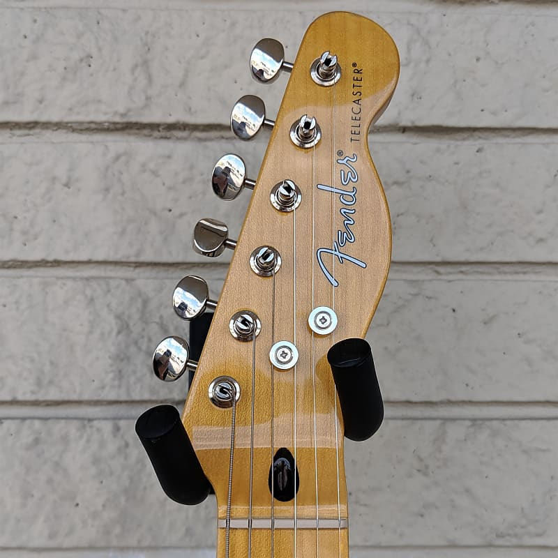 used fender modern player telecaster plus electric guitar mn reverb. Black Bedroom Furniture Sets. Home Design Ideas