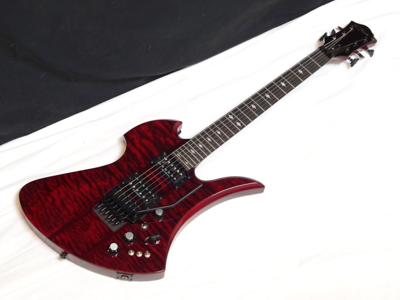 BC RICH Mockingbird ST electric GUITAR Red NEW - Neck ...