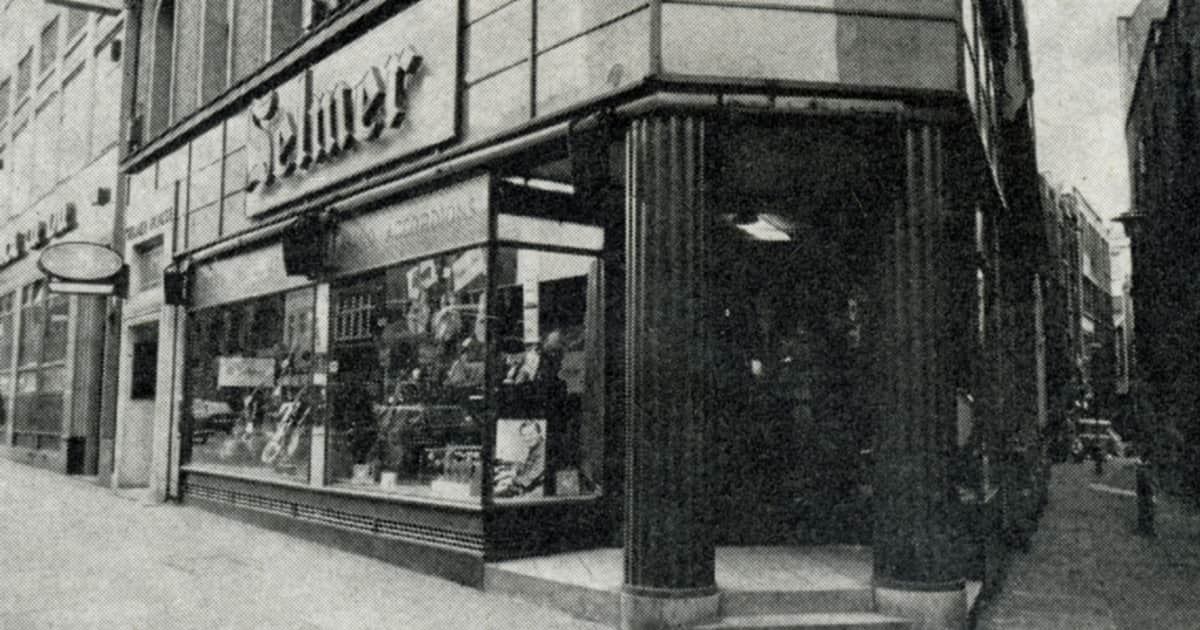 Selmer: The London Music Shop Where Clapton, Page, Beck, and More Bought Their Guitars
