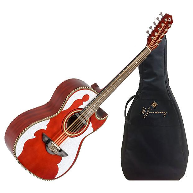 hohner h jimenez bajo quinto lbq4etr acoustic electric guitar reverb. Black Bedroom Furniture Sets. Home Design Ideas