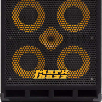Markbass Standard 104HF Bass 4x10 Cabinet for sale