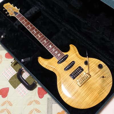 【Rare!】 Terry Mcinturff Glory Custom Excellent Flame Maple Top! for sale