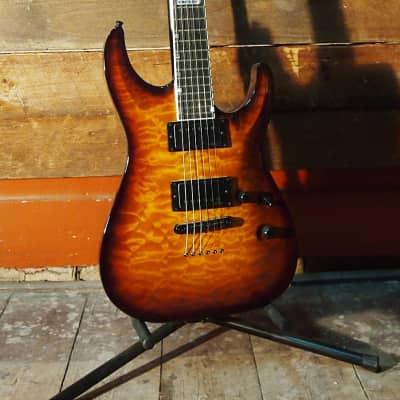 ESP USA Horizon 2015 Dark Brown Sunburst for sale
