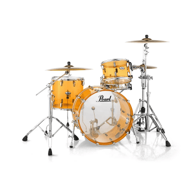 """Pearl CRB543P Crystal Beat 13 / 16 / 24"""" 3pc Shell Pack"""