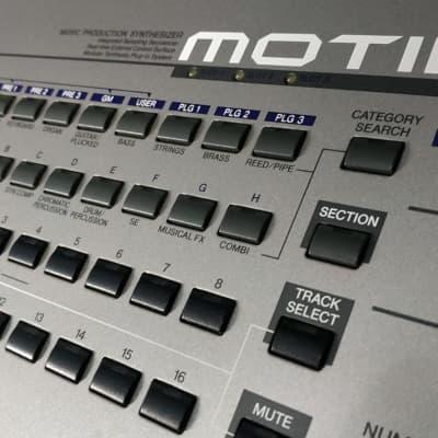 Yamaha Motif 6   Sound Programming