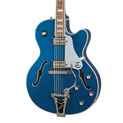 Epiphone Emperor Swingster  Delta Blue Metallic for sale