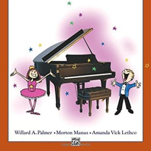 Alfred 00-2108 Alfred's Basic Piano Course - Lesson Book (Level 2)