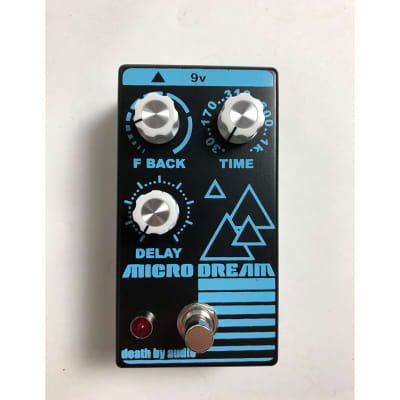 Death By Audio Micro Dream Delay Used