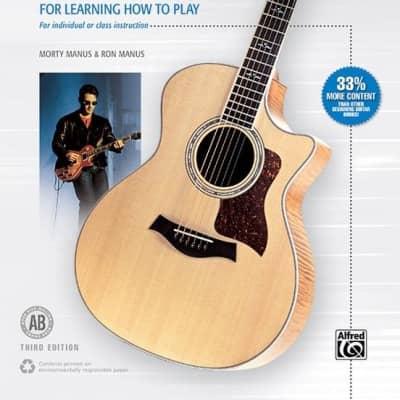 Alfred's Basic Guitar Method Book 1