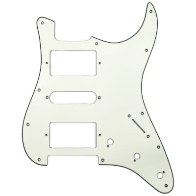 NEW  3-Ply LIGHT MINT GREEN Pickguard for Fender® Stratocaster® Strat USA MIM Standard HSH 11-Hole