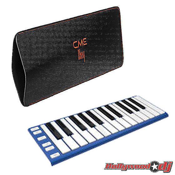 cme xkey portable 25 key usb midi controller keyboard reverb. Black Bedroom Furniture Sets. Home Design Ideas