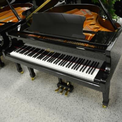 Schiller Berlin Grand Piano Black Polis 5'3