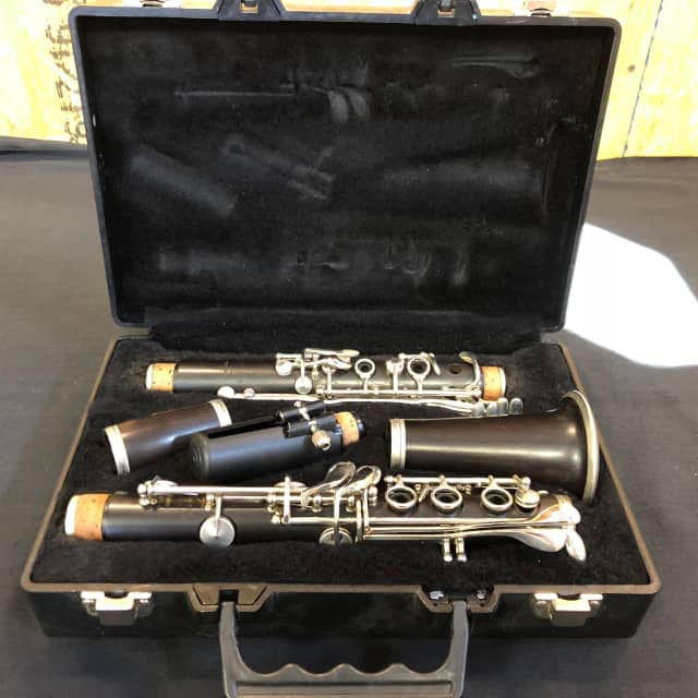 Selmer Special Signet Bb Clarinet Wood image