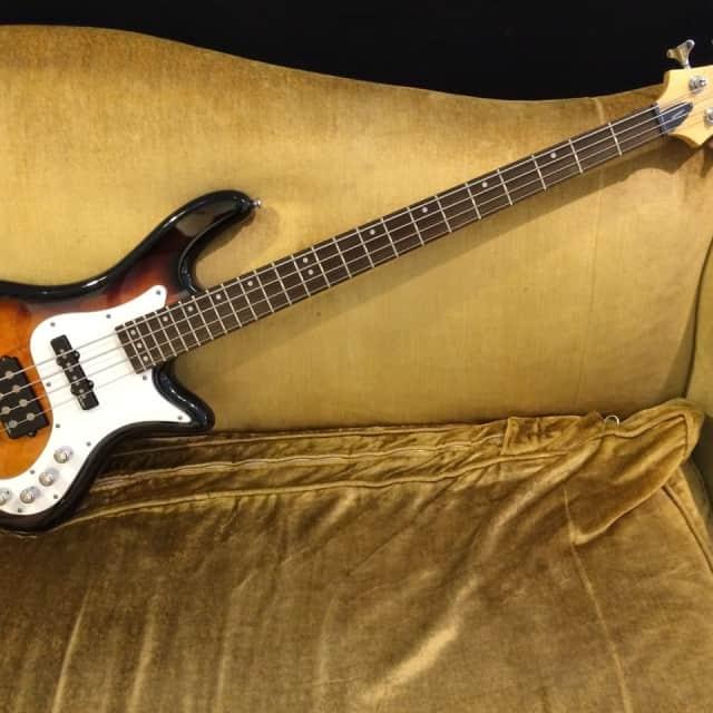 Schecter Stiletto Vintage-4 Bass - W/Case image