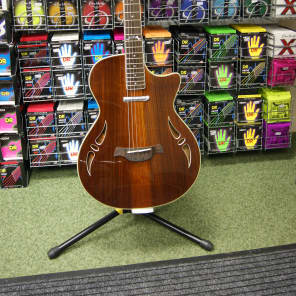 Crafter SA Series semi electro acoustic guitar in Andean rosewood finish for sale