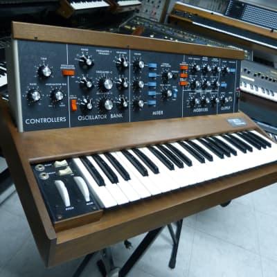 Moog Minimoog Model D old osc version R.A. Moog boards