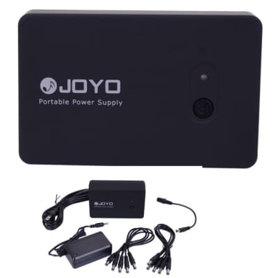 Joyo JMP-01 Portable Power Supply | Rechargeable Guitar FX Battery | DC 9V 2000mA Free US Shipping! for sale