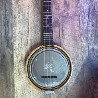 Vintage Jedson Banjo Ukulele (Banjolele) for sale