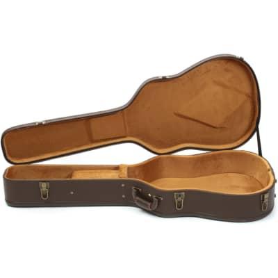 Washburn GCDNDLX Dreadnought Acoustic Guitar Hardshell Case