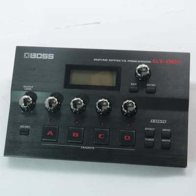Boss Gt-001 for sale