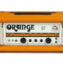 Orange AD200B 200 Bass MK 3 2010s Orange image