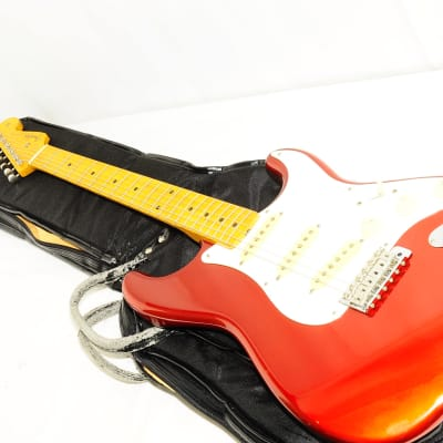 Excellent Fender Japan Stratocaster '57 CAR Electric Guitar Ref No 2343 for sale