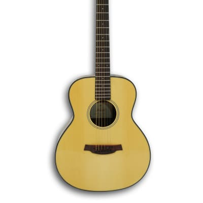 3/4 Size Acoustic Steel String Guitar, laminated Spruce Top TLG-16 3/4 for sale