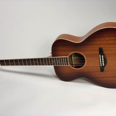 Sound Smith  Memphis Sunrise OM Acoustic-Electric Guitar 2020 Antique Sunburst
