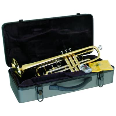 Lauren LTR100 Student Bb Trumpet Outfit with Case