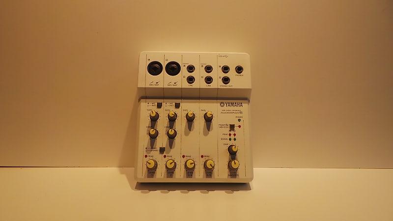 yamaha audiogram 6 usb audio interface instant comptant reverb. Black Bedroom Furniture Sets. Home Design Ideas