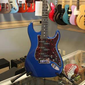 G&L USA Comanche Clear Blue w/ Rosewood Fretboard 2016