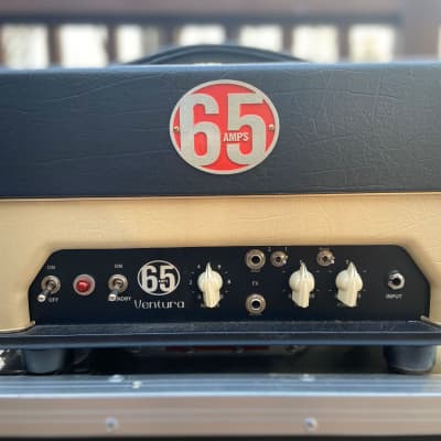 65 Amps Ventura w/ Gator road case for sale