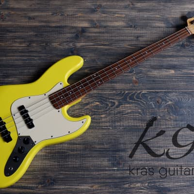 Grass Roots G-JB-47R JB Yellow for sale
