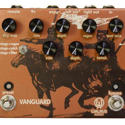 Walrus Audio Vanguard Dual Phase