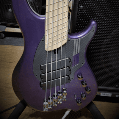 NEW! Dingwall  NG3 Purple Metallic  5-String Bass with Dingwall Gigbag, Authorized Dealer! for sale