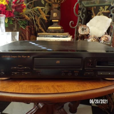 Vintage TEAC CD-P1160 Compact Disc Player - Perfect Functional Condition