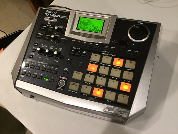 DRIVERS FOR ROLAND SP 606