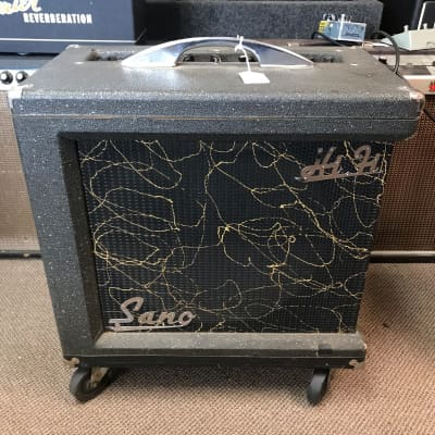 Sano Stereophonic Hifi Tube Amp 1959 for sale