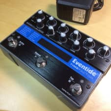 Eventide TimeFactor dual delay pedal