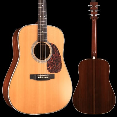 2008 Martin HD-28 w/ Hard Case S/N 1332736, 4 lbs 14.2 oz - NEVER PLAYED! for sale