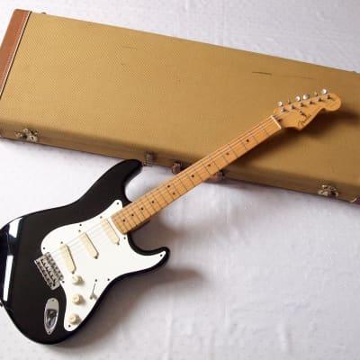 Fender  Fender Eric Clapton Artis Series Signature Stratocaster 1989 Blackie for sale