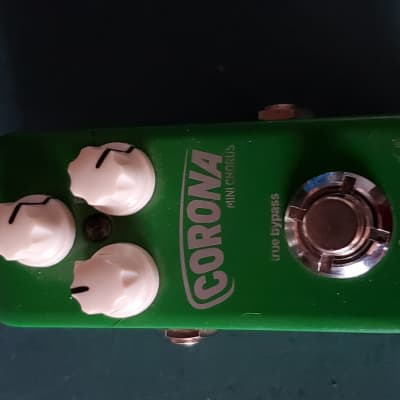 TC Electronic Corona Mini Chorus  Green